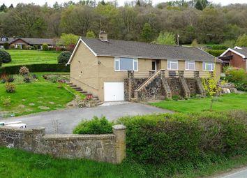 Thumbnail 3 bedroom detached bungalow for sale in Llys Haulwen, Trefeglwys Road, Trefeglwys Rd, Llanidloes, Powys