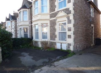 Thumbnail 2 bed flat for sale in Osborne Road, Weston-Super-Mare