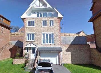 Thumbnail 4 bed detached house for sale in Gerddi Ty Bryn, Pencoed, Bridgend.