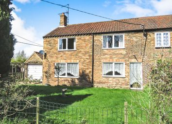 Thumbnail 4 bedroom end terrace house for sale in Tinkers Lane, Wimbotsham, King's Lynn