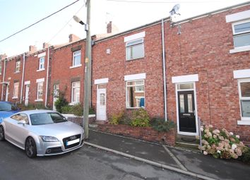 Thumbnail 2 bed terraced house for sale in Falkous Terrace, Witton Gilbert, Durham