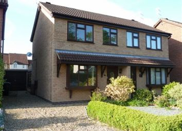 Thumbnail 3 bedroom property to rent in Cobham Close, Heckington, Sleaford