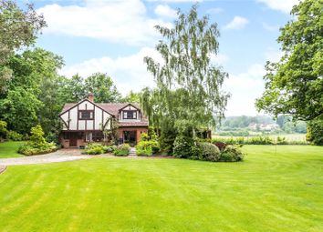 Thumbnail 4 bed detached house for sale in Cryals Road, Matfield, Tonbridge, Kent