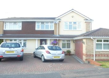 Thumbnail 1 bed property to rent in Welland Close, Mickleover, Derby
