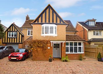 Thumbnail 5 bed detached house for sale in New House Park, St.Albans
