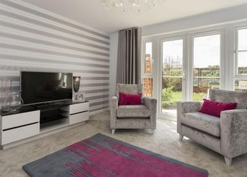 "Thumbnail 3 bedroom terraced house for sale in ""Brodie"" at Clippens Drive, Edinburgh"