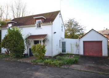 Thumbnail 3 bedroom detached house for sale in Cadbury Gardens, East Budleigh, Budleigh Salterton, Devon
