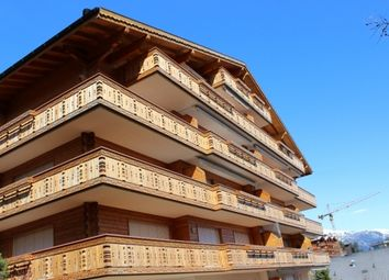 Thumbnail 4 bed maisonette for sale in Centre Of Crans Montana, Crans Montana, Valais, Switzerland