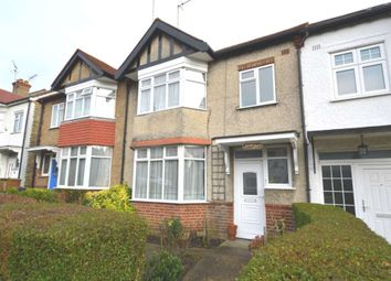 Thumbnail 3 bed terraced house to rent in Ashurst Road, North Finchley, London