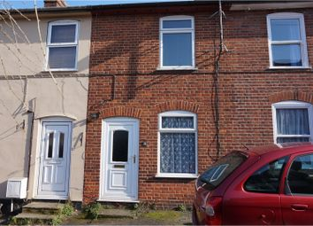 Thumbnail 2 bedroom terraced house for sale in Prospect Place, Leiston