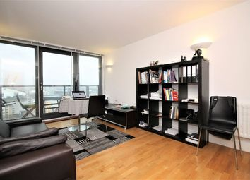 Thumbnail 1 bed flat for sale in Elektron Tower, Blackwall Way, Canary Wharf