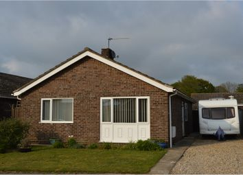 Thumbnail 3 bed detached bungalow for sale in Highfield Road, Dereham
