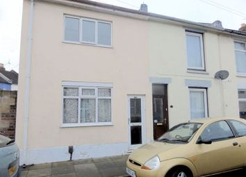 Thumbnail 1 bed end terrace house for sale in Clarkes Road, Portsmouth