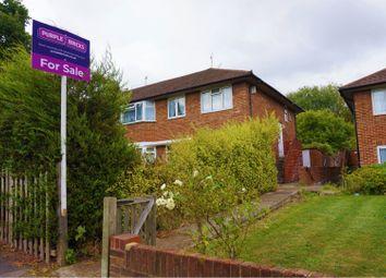 Thumbnail 3 bedroom maisonette for sale in Elmstead Lane, Chislehurst