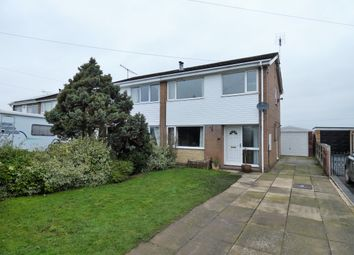Thumbnail 3 bed semi-detached house for sale in Willow Drive, Sandbach