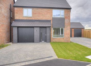 Thumbnail 4 bed detached house for sale in Keel Gardens, Bedlington, 6Dp