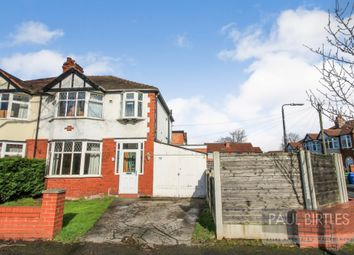 Thumbnail 3 bedroom semi-detached house for sale in Wyndcliffe Drive, Flixton