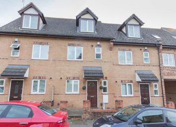 Thumbnail 3 bed terraced house for sale in The Turrets, Thorpe Street, Raunds, Wellingborough