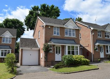 Thumbnail 3 bed link-detached house for sale in Martel Close, Camberley, Surrey
