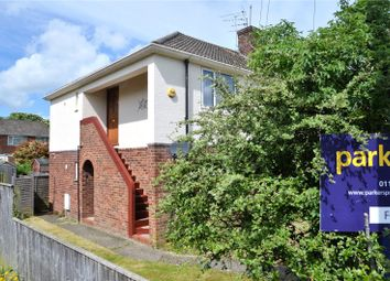 Thumbnail 2 bed maisonette for sale in Andrews Close, Theale, Reading, Berkshire