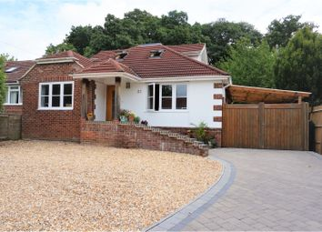 Thumbnail 4 bed detached house for sale in Main Road, Winchester
