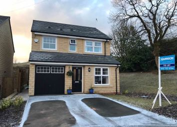 Thumbnail 3 bed detached house to rent in Ward Way, Rawtenstall
