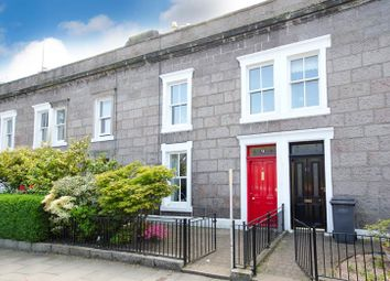 Thumbnail 2 bed terraced house for sale in Caledonian Place, Aberdeen