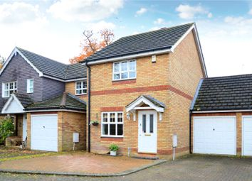 Thumbnail 2 bedroom link-detached house for sale in Tyler Drive, Arborfield, Berkshire