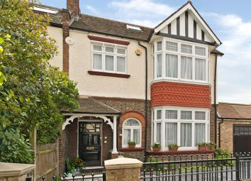 Thumbnail 5 bedroom semi-detached house for sale in Merton Hall Road, Wimbledon