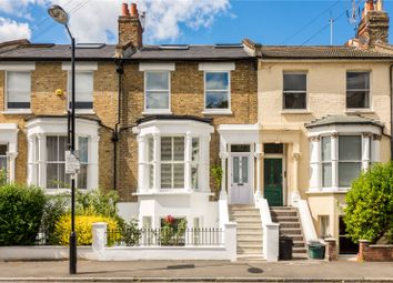 Thumbnail 5 bed terraced house for sale in Riversdale Road, London