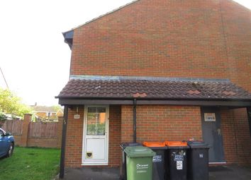 Thumbnail 1 bed maisonette for sale in New Woodfield Green, Dunstable
