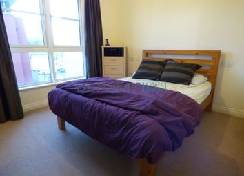Thumbnail 1 bed flat to rent in Watkin Road, Leicester