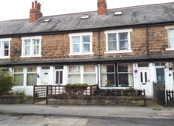 Thumbnail 2 bed terraced house to rent in Hookstone Avenue, Harrogate