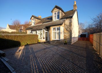 Thumbnail 3 bedroom semi-detached house for sale in Glasgow Road, Blantyre, Glasgow