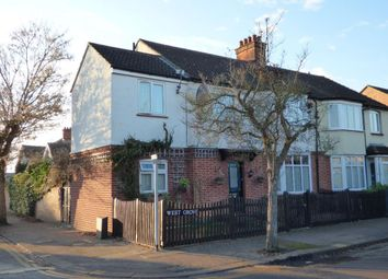 Thumbnail 4 bed semi-detached house for sale in West Grove, Bedford