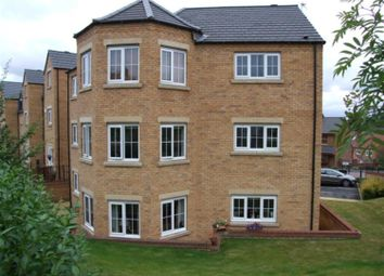 Thumbnail 2 bed flat to rent in Post Hill Gardens, Pudsey