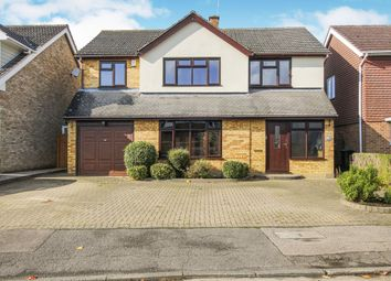 Thumbnail 5 bed detached house for sale in Hutton, Brentwood, Essex