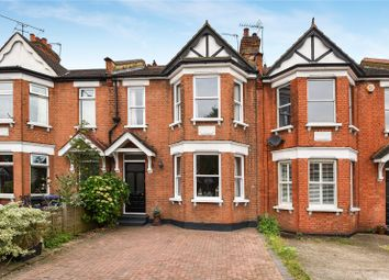 Thumbnail 3 bedroom terraced house for sale in Hoppers Road, Winchmore Hill, London
