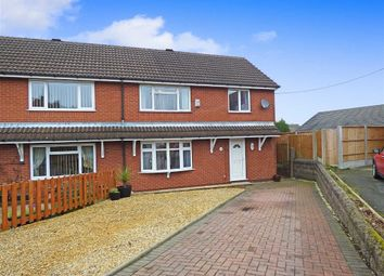 Thumbnail 3 bed semi-detached house for sale in Sussex Drive, Kidsgrove, Stoke-On-Trent