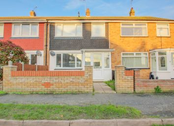 Thumbnail 3 bed terraced house for sale in Sandown Close, Clacton-On-Sea