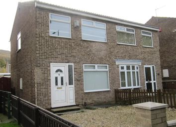 Thumbnail 2 bed semi-detached house to rent in Meadowgate, Eston, Middlesbrough