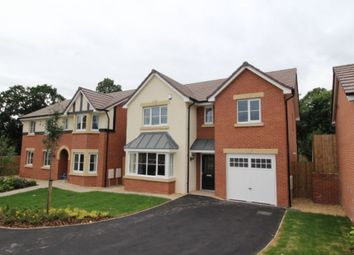 Thumbnail 4 bed detached house to rent in Tilston Road, Malpas