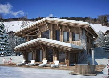Thumbnail 6 bed property for sale in Megeve, Haute-Savoie, France