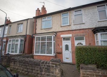 Thumbnail 3 bed semi-detached house for sale in Second Avenue, Carlton, Nottingham