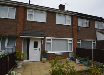 Thumbnail 3 bed terraced house for sale in Beeches Grove, Bayston Hill, Shrewsbury