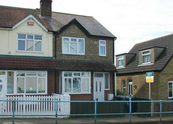 Thumbnail 3 bed terraced house to rent in Teynham Road, Whitstable