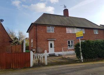 3 bed semi-detached house for sale in Saxondale Drive, Nottingham, Nottinghamshire NG6