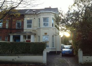 Thumbnail 2 bed flat to rent in Queenston Road, West Didsbury, Didsbury, Manchester