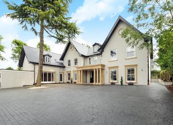 Thumbnail 6 bed detached house to rent in Hadley Wood EN4,