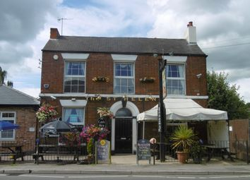 Thumbnail Pub/bar for sale in St. Helens Inn, 78 Sheffield Road, Chesterfield, Derbyshire